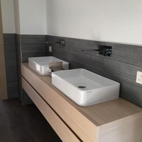 Rama Installations sanitaires - Gland - lavabo moderne